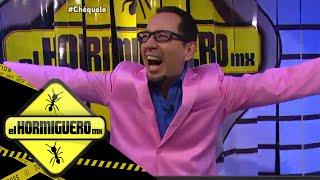 El Hormiguero Mx | Programa del 20 de Octubre 2014 - Álvaro Cueva