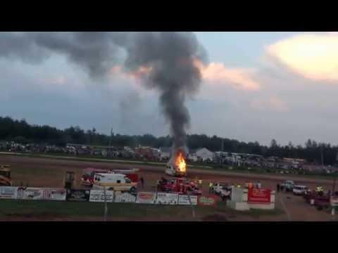 Proctor speedway night of mayhem 2014