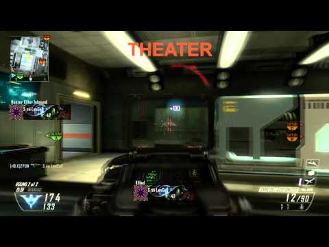 Black Ops 2 lag compensation sucks | An investigation