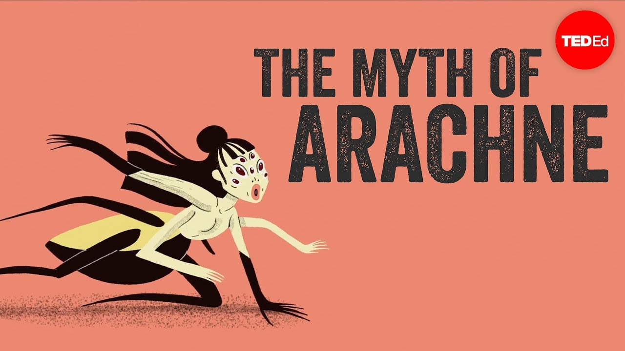 Download The myth of Arachne  - Iseult Gillespie
