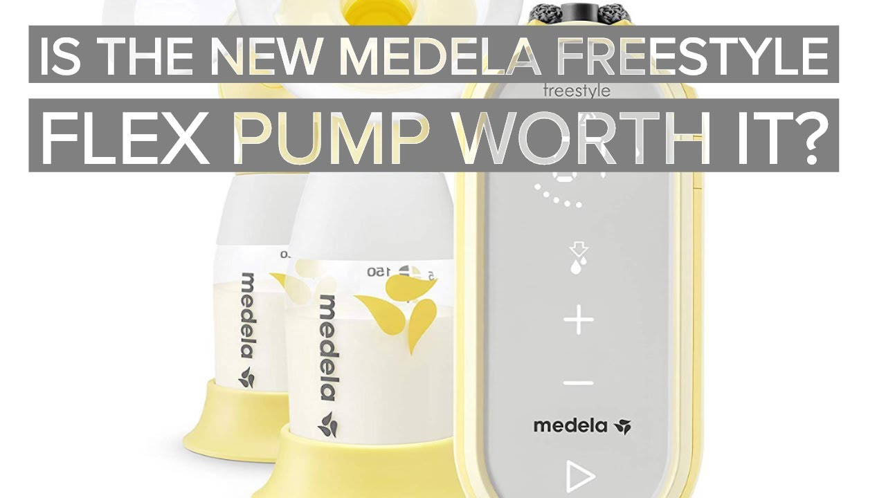 Is The New Medela Freestyle Flex Pump Worth It Medela Freestyle