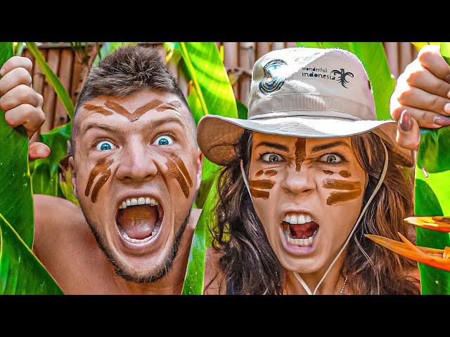 Опасная Индонезия! Остров Суматра