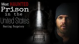 Most Haunted Prison in the US (Very Scary) Eastern State Penitentiary 3AM