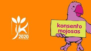 Konsento – Prelego de Jana Suna – IJK 2020 en la reto