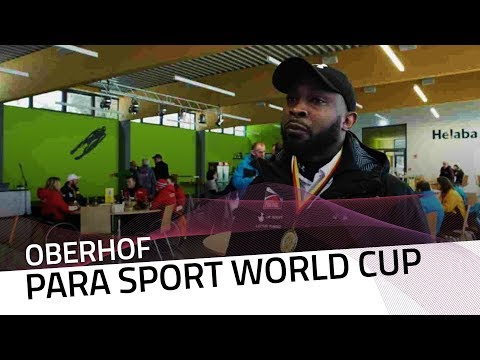 Corie Mapp completes perfect weekend in Oberhof | IBSF Para Sport Official