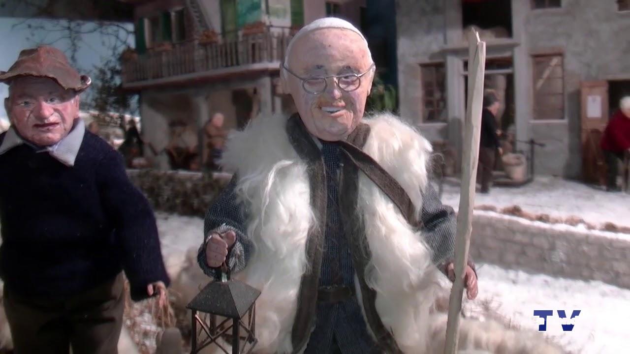 La via dei Presepi - Santa Maria di Feletto