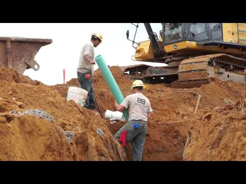 Pipe Laborer and Pipe Layer Jobs at Brubacher