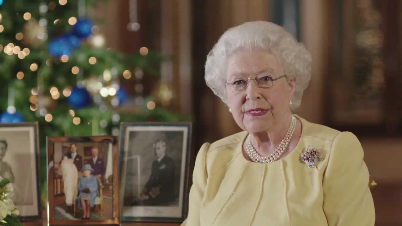 queen's christmas message 2018 on cbc