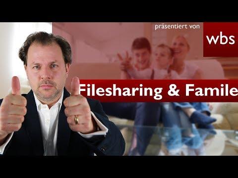Filesharing – BGH stärkt Schutz der Familie | Rechtsanwalt Christian Solmecke
