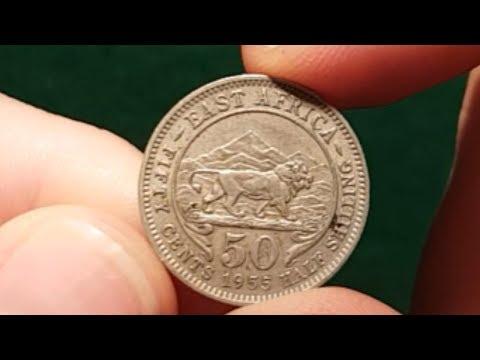 A Proud Lion!!! Worldwide Coin Hunt #14