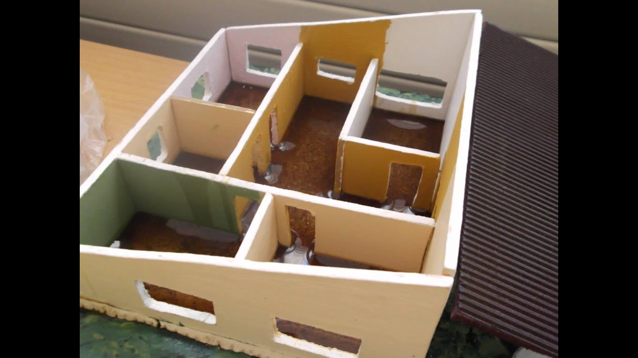maqueta duna casa  YouTube