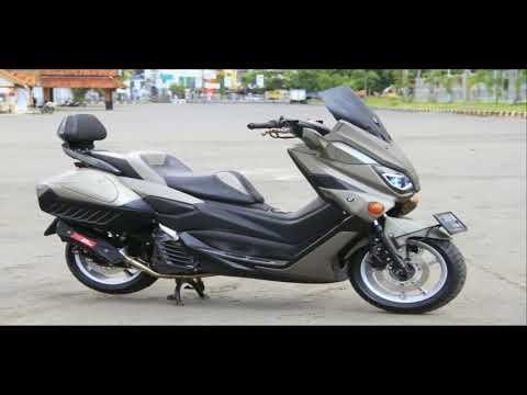 FULL Modifikasi Yamaha Nmax Grey YANG Punya Masuk