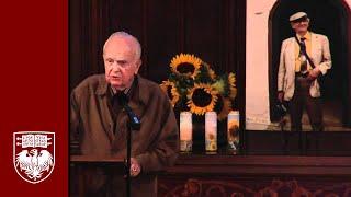James E. Miller Jr. Memorial Service
