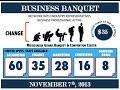 Business Banquet 2013 |