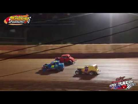 Dwarf @ Wartburg Speedway (9-8-18)