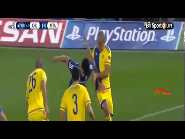 Chelsea vs Maccabi Tel Aviv 4-0 All Goals (Full) 2015