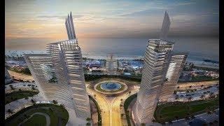 فيديوجرافيك..مصر تبني أعلى برج سكني في الساحل الشمالي بالعلمين الجديدة
