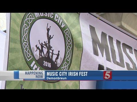 2nd Annual Irish Fest Hits Music City