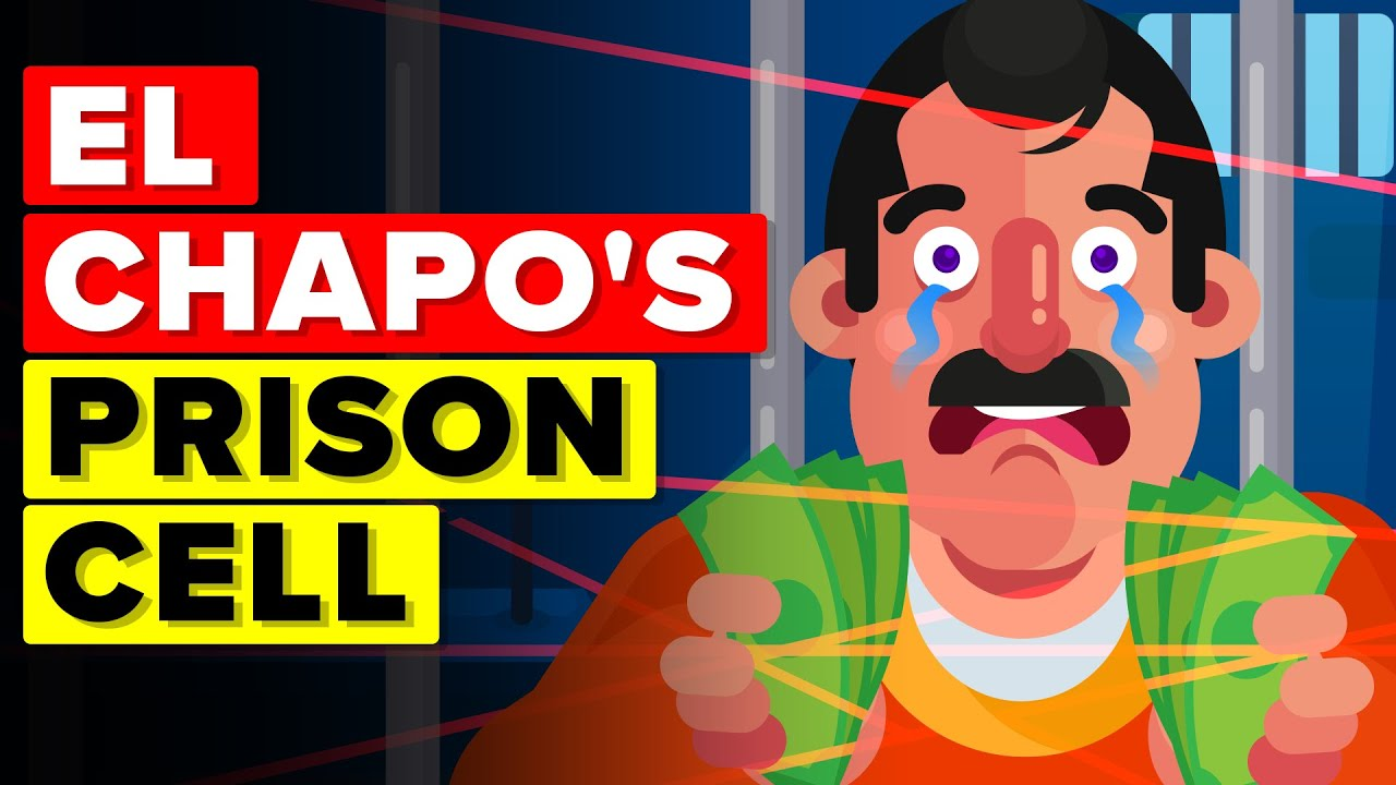 How Insane is El Chapo's Prison Cell Security?