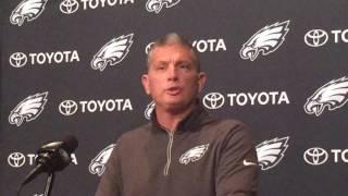 Schwartz on Eagles effort