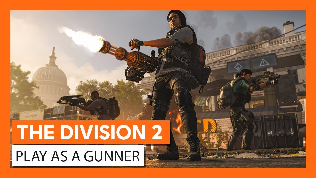 How to unlock The Division 2's Gunner Specialisation