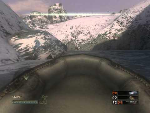 Commandos Strike Force:{Mission #6:A COLD RECEPTION} HARD MODE