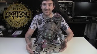 Bioshock Big Daddy Collectors edition Unboxing