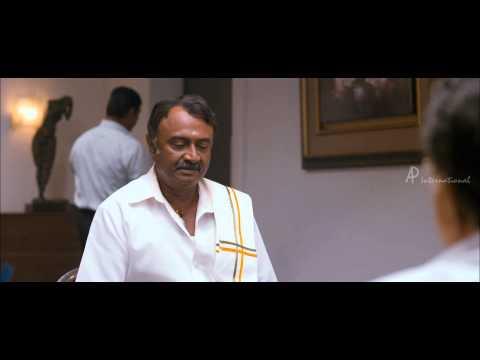 Soodhu Kavvum   Tamil Movie   Scenes   Clips   Comedy   Songs   M.S. Bhaskar meets Radha Ravi