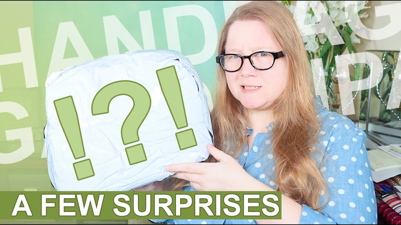 NOT WHAT I EXPECTED || Handbag Unboxing from HandbagCrave || Autumn Beckman