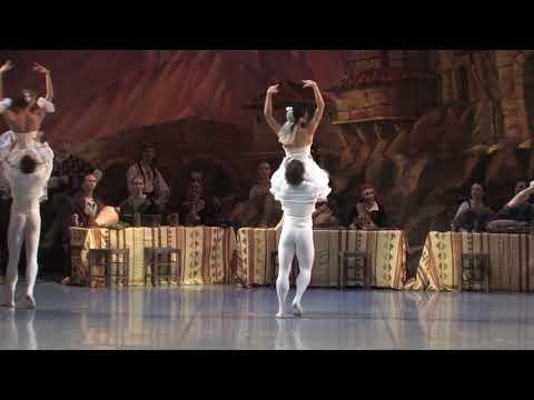 Laurencia ballet 2 act