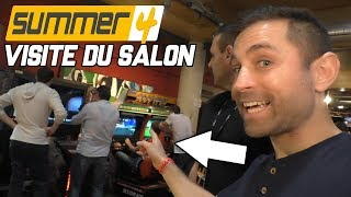 HFS SUMMER LE SALON GAMING INCONNU MAIS TERRIBLE !