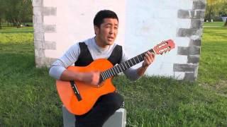 Кыргыз классно играет на гитаре СМОТРЕТЬ ВСЕМ