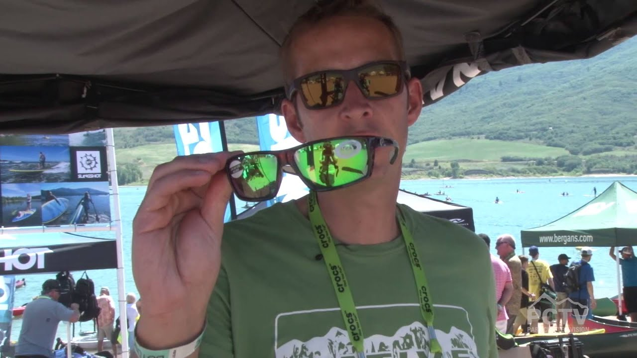 077f3a2cbe0 Native Eyewear   Outdoor Retailer 2015 - YouTube