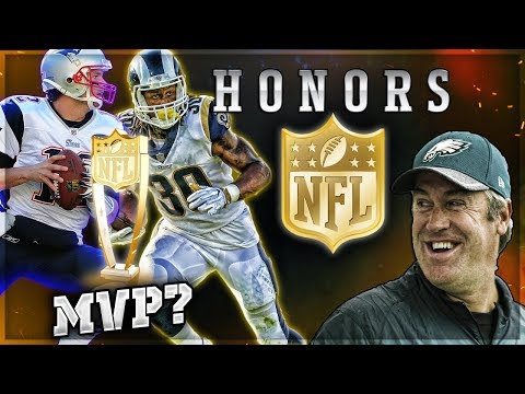 Gurley MVP, Why Doug Pederson Is Coach Of The Year  | NFL Awards 2018 Predictions