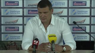 Сергій Зайцев  «Вдячний хлопцям, що проявили характер»