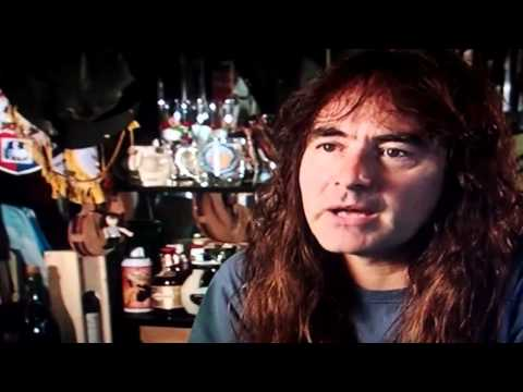 Iron Maiden Classic footage & interviews from Lefty99riff's Dvd Vault
