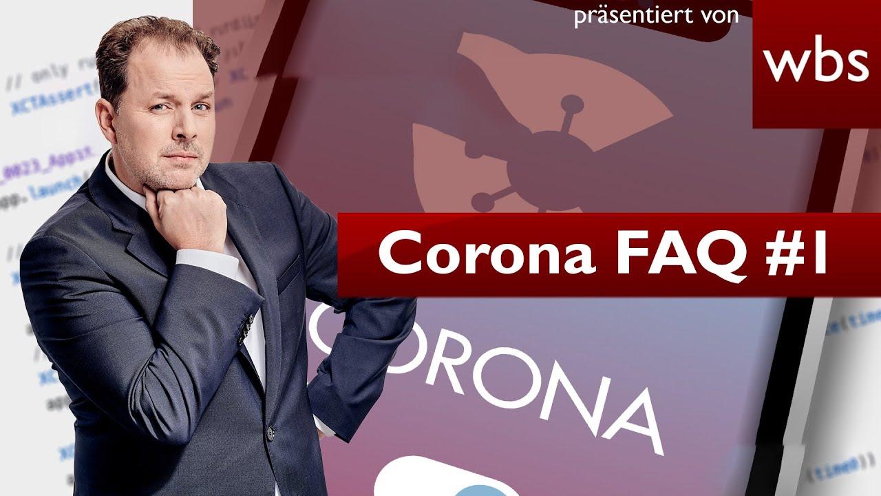 Dürfen Lehrer verlangen, dass Schüler die Kamera einschalten? Corona-FAQ #1  | RA Christian Solmecke - YouTube