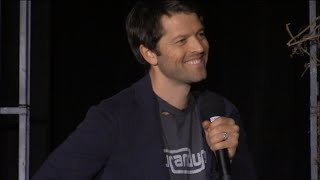 VegasCon 2016 Misha Collins FULL Panel Supernatural