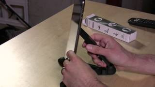 Lightning Review - Ipow Portable Ipad / Tablet Easel Stand Review
