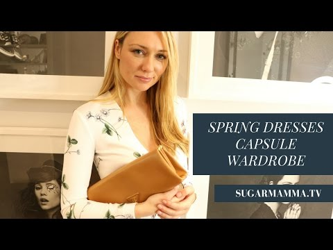Spring Summer Dresses - My Top 10 With Love From The Southern Hemisphere