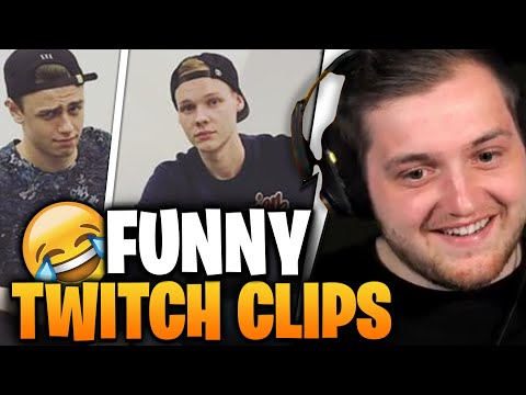 "🤣😝Trymacs REAGIERT auf ""Good Twitch Germany Content 15   Trymacs Stream Highlights"