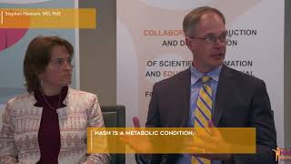 Is NASH a liver or a metabolic disease? The NASH Education Program™ - US Launching Webinar
