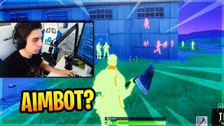 SHROUD ACCUSED OF AIMBOT AFTER THIS CLIP!!, MR BEAST VISITS TFUE | Fortnite Daily Funny Moments
