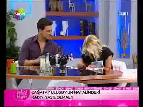 Cagatay Ulusoy Interview English Subtitles- Explains His Ideal Girlfriend