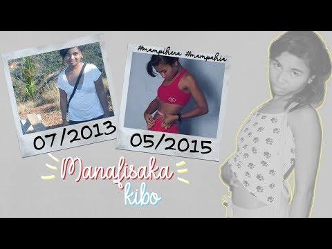 Fintino ny kibonao mba ho fisaka ary esory ny poignées d'amour ♥ Kotrana tsotra (Dingana 1) #1
