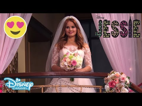Jessie - Wedding - Disney Channel UK HD