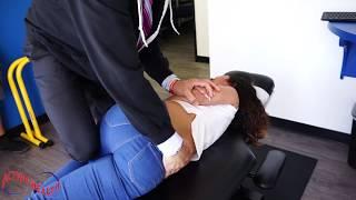 Dr. Jason - BIG Chiropractic PELVIC ADJUSTMENT (LOUD)