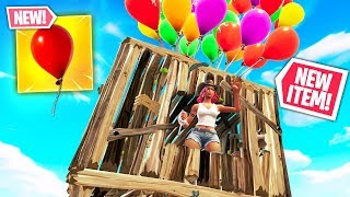 *NEW* ITEM IS REALLY OP..!!! *BALLOON* | Fortnite Funny and Best Moments Ep.282 (Fortnite Royale)