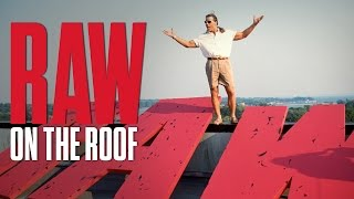 How Raw ended up on the roof of WWE Headquarters - What you need to know...