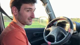 Mitsubishi Pajero io Test drive georgia